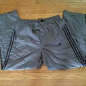 Adidas Sports Pants Size Large